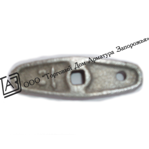 Маховик чавунний для клапана запірного чавунного муфтового 15кч18п (15кч33п)