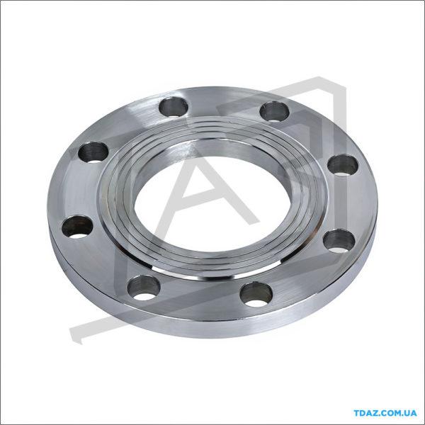 Фланец стальной литой приварной плоский ГОСТ12820-80 Ру16